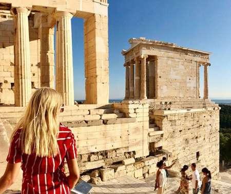 Akropolis Von Athen Private Tour