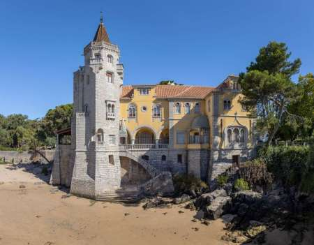 Tour De Meio Dia Sintra E Cascais Saindo De Lisboa