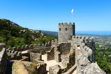 Full-Day Sintra Sightseeing Tour