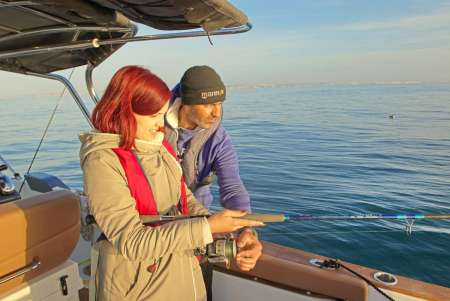 Reef Fishing Experience From Portimao