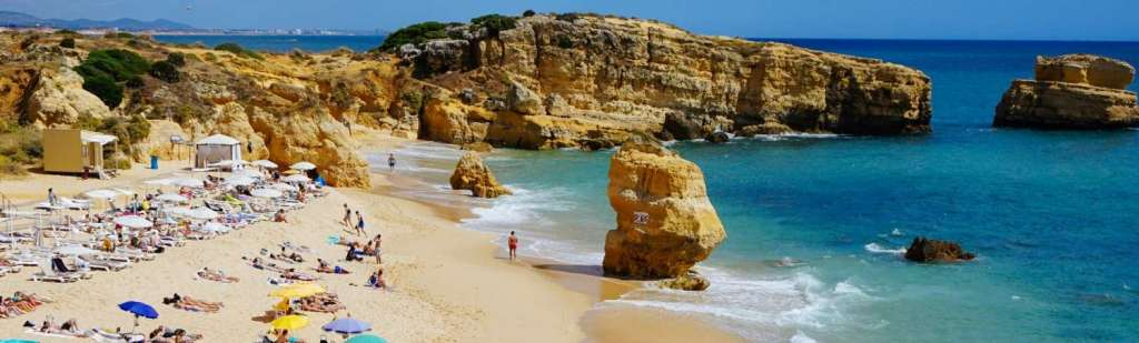 As praias do Algarve são as mais belas da Europa