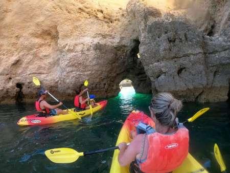 Alvor Kayak And Stand-Up-Paddle Tour: Algarve Explorer