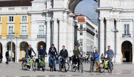 Entdecken Sie Lissabon Mit Dem E-Bike Auf Einer 3-Stündigen Geführten Tour