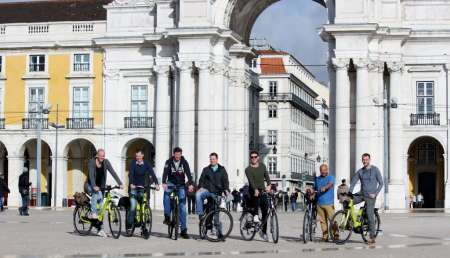 Discover Lisbon By E-Bike On A Guided 3-Hour Tour