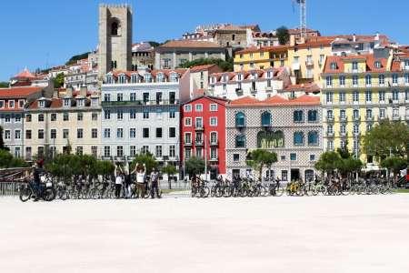 Passeio De E-Bike: 7 Colinas De Lisboa
