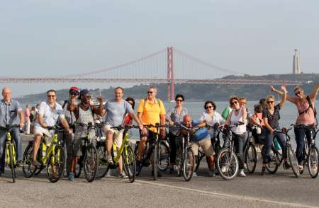 Lisbon: Discover Belém By E-Bike