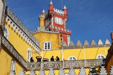 Van Tour In Sintra Starting From Lisbon