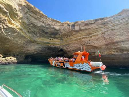 Albufeira Private Tour: Watch Dolphins And Visit The Benagil Cave