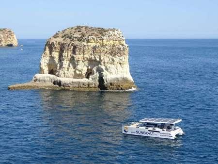 Discover Algarve'S Amazing Coast Aboard Our Exclusive Eco-Friendly Solar Powered Catamaran