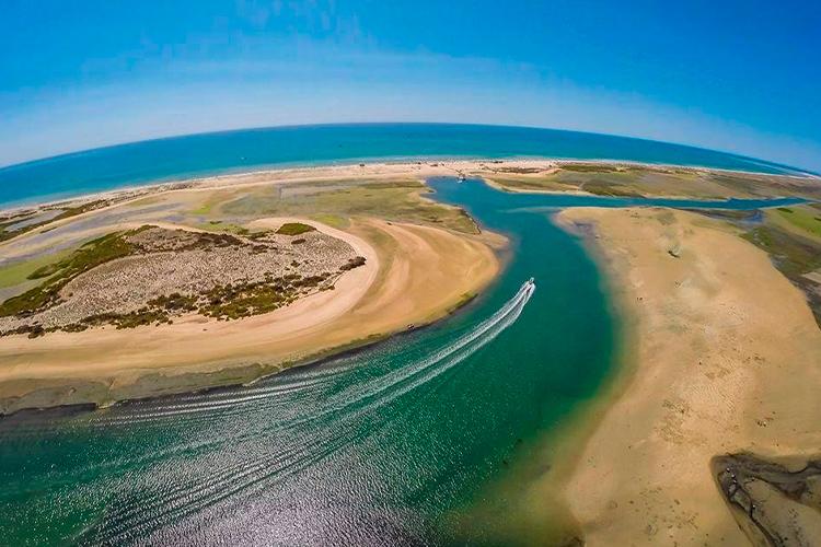 Algarve Ria Formosa private boat tour