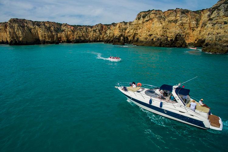Ponta da Piedade private boat tours