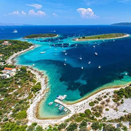 Blue Lagoon Half Day Tour In Split